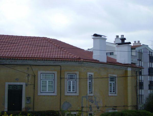 Cobertura Coimbra – Reabilitação