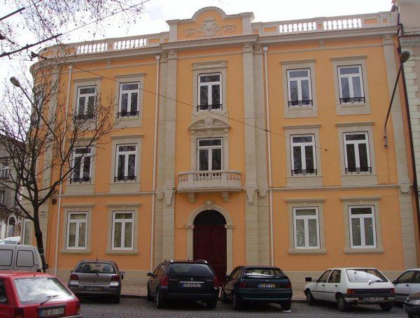 Coimbra – Fachada