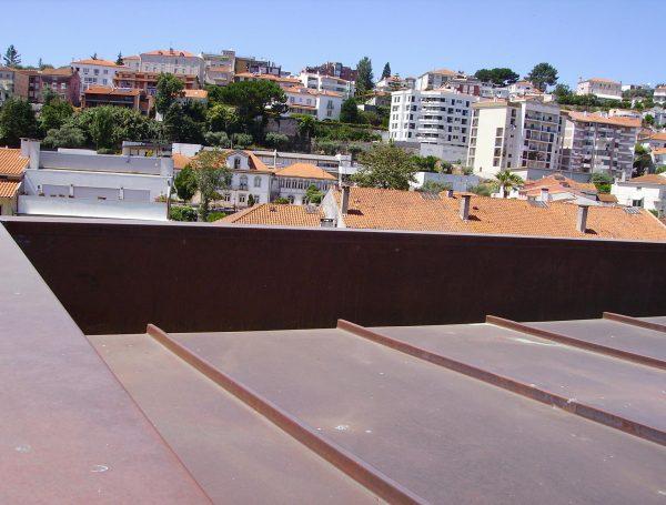 Cobertura Cobre – Coimbra