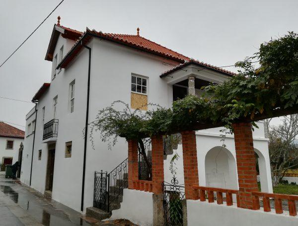 Fachada – Mortágua