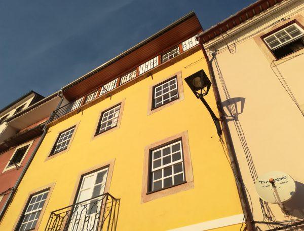Reabilitação de Prédio – Alta de Coimbra